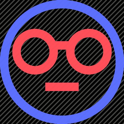 chat, emoji, emoticons, face, social, sunglasses icon