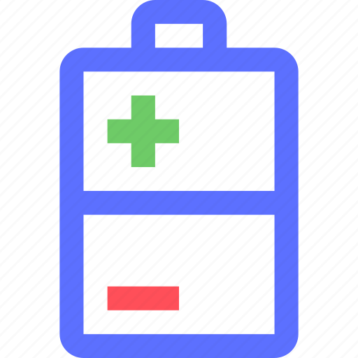 battery, earth, ecology, efficiency, electricity, energy, power icon