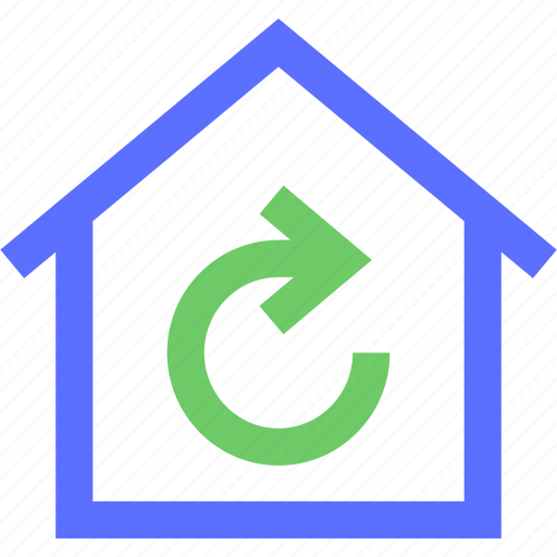 earth, eco, ecology, efficiency, electricity, energy, home icon
