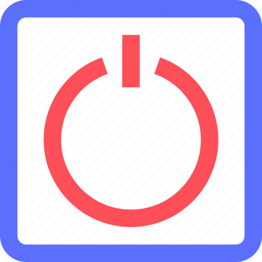 button, earth, ecology, efficiency, electricity, energy icon