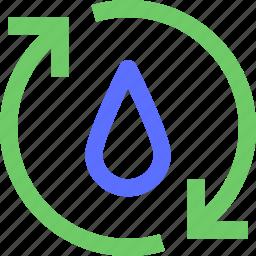 earth, ecology, efficiency, electricity, energy, renewable icon