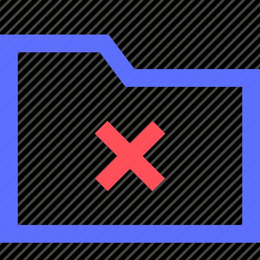 archive, computer, delete, digital, files, folder, interface icon