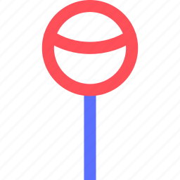 cooking, diner, food, lollipop, meal, snack icon