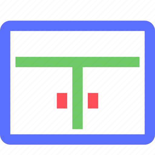 appliance, bedside, devices, equipment, furniture, goods icon