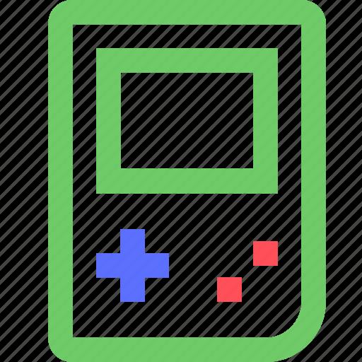 console, entertainment, fun, games, handlet, play, recreation icon