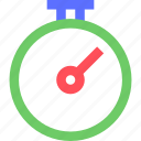 fitness, gym, health, stopwatch, strength, training icon