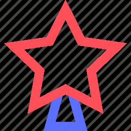anniversary, celebration, christmas, feast, festival, holidays, star icon