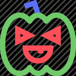 anniversary, celebration, feast, festival, halloween, holidays, pumpkin, scary icon
