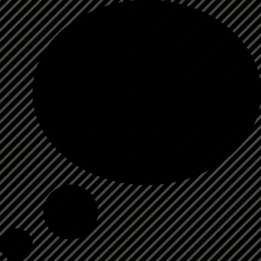 bubble, chat, communication, creative, grid, message, mobile, shape, speech, talk icon
