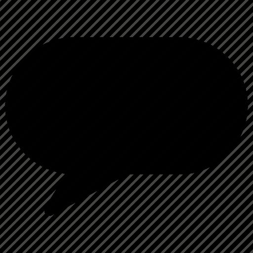bubble, chat, comment, communication, creative, grid, message, mobile, shape, speech, talk icon
