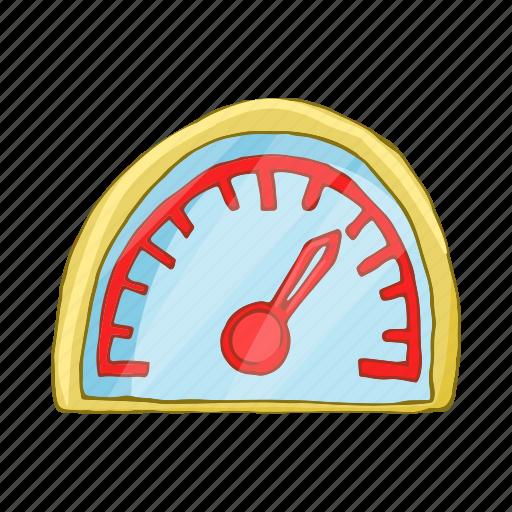Power Meter Cartoon : Iconfinder speedometer cartoon by ivan ryabokon