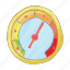 car, cartoon, meter, mileage, power, speed, speedometer icon