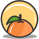 citrus, food, health, nutrition, orange icon