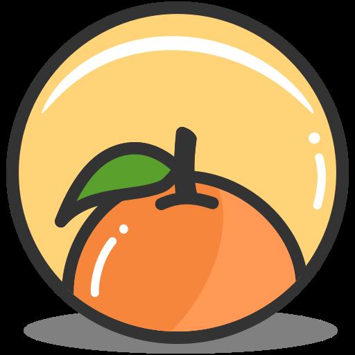citrus, food, health, nutrition, orange icon