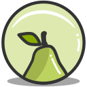 food, health, nutrition, pear icon