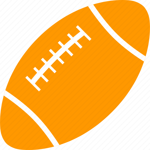 ball, equipment, game, rugby, soccer, sports, throw icon