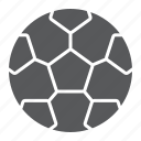 ball, football, game, play, soccer, sport, team icon