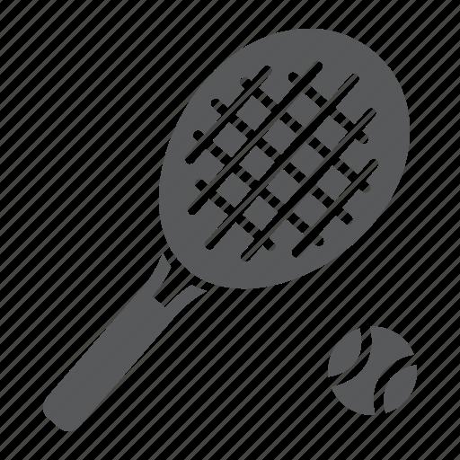 ball, game, play, racket, sport, tennis icon