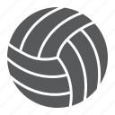 ball, game, play, sport, team, volleyball icon