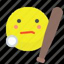 activity, ball, baseball, outdoor icon