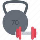 dumbbell, fitness, gym, sport, training, weight