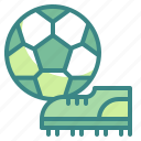 football, game, soccer, sport, team icon