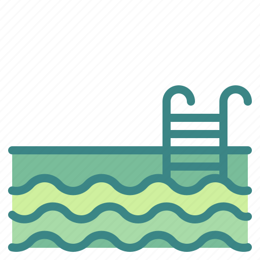 competition, pool, sports, swimming, water icon