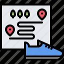 equipment, games, marathon, olympic, route, run, sport