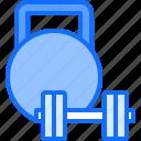 dumbbell, equipment, games, kettlebell, olympic, sport