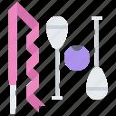 equipment, games, gymnastics, olympic, rhythmic, ribbon, sport icon