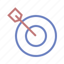 arrow, game, games, sport, strategy icon