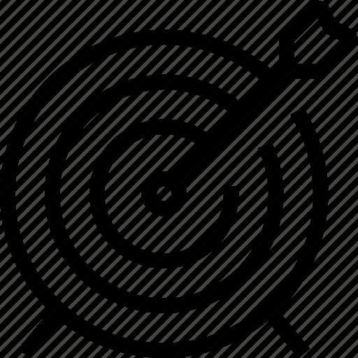 target, target arrow, target shooting, targeted, targeting icon