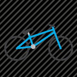 bicycle, bike, bike icon, cycling, men, ride, sport icon