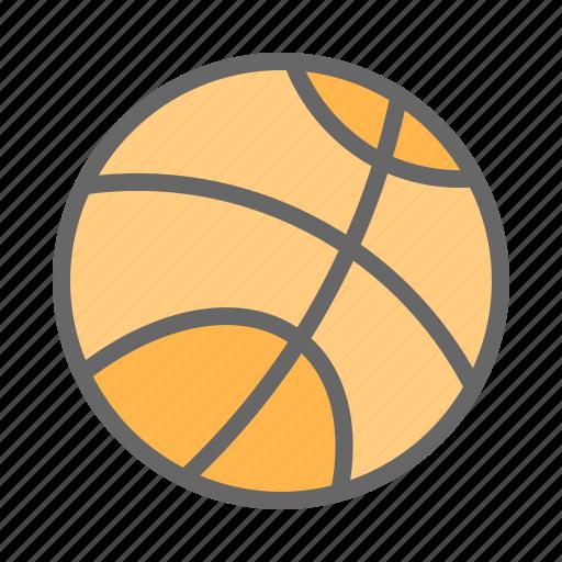 ball, basketball, basketball ball, game, play, sport icon