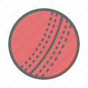 ball, cricket, cricket ball, game, play, sport icon