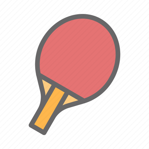 game, ping pong, ping pong racket, play, racket, sport, table tennis icon