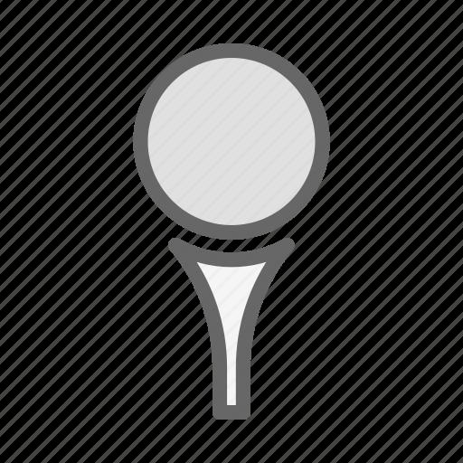 game, golf, golf ball, play, sport icon
