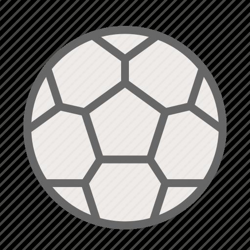 ball, football, game, handball, play, soccer, sport icon