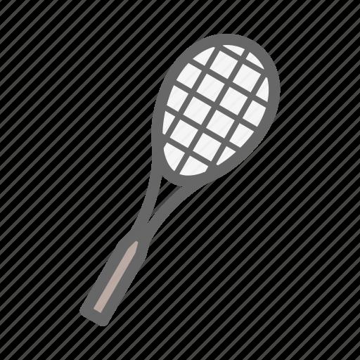 game, play, racket, ricochet, sport, squash, squash racket icon