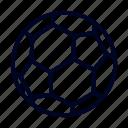 ball, football, soccer, sport, ui icon
