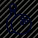 bowling, bowling pin, sport, ui