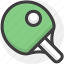 ping-pong, race, sport, table tennis, table tennis ball icon