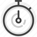 race, sport, stop watch, stopwatch, time icon