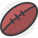ball, football, race, sport icon
