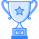 award, cup, fitness, gym, sport, training icon
