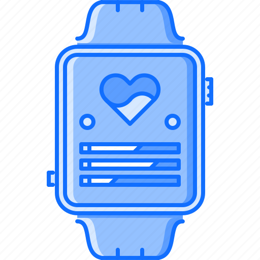 Fitness, gym, sport, training, watch, wristwatch icon - Download on Iconfinder