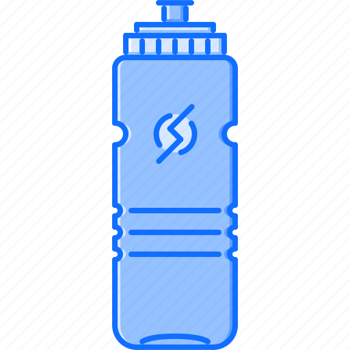 Bottle, fitness, gym, sport, training, water icon - Download on Iconfinder