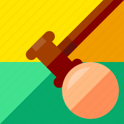 ball, croquet, game, play, sport icon