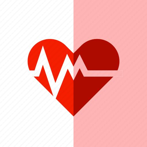 health, heartbeat, play, sport icon