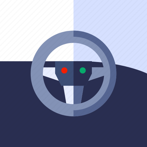 car, game, play, racing, sport, steering, wheel icon